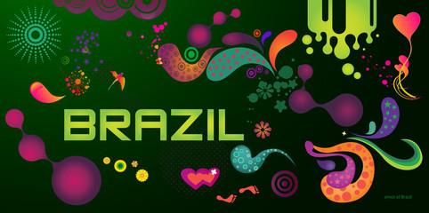 Brasilien-design