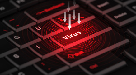 computer virus from internet