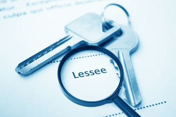 Lease Agreement For Lessee Signing