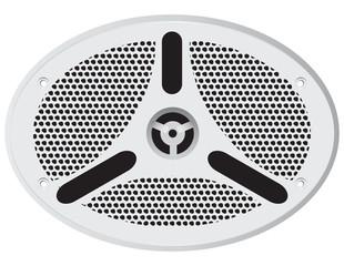 Modern ship speaker