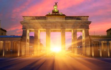 Утро в Берлине