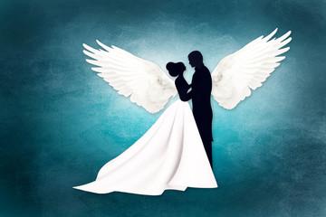 На крыльях любви. Сон