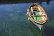 Vieille barque en bois Croatie - 65469316