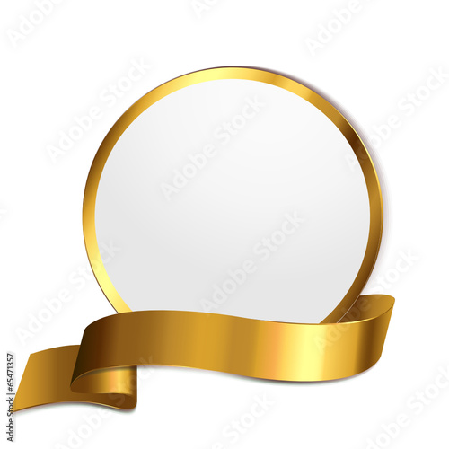 Label - Gold - 65471357