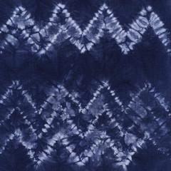 Material dyed batik. Shibori