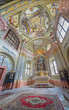 Baroque chapel of Saint Anton palace - Slovakia