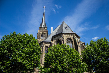 St. Elisabeth Kirche Krefeld