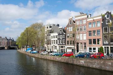 Une sortie à Amsterdam en Hollande