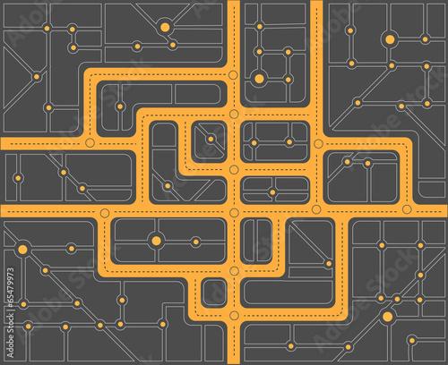 Plan streets