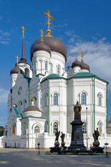 Annunciation Cathedral in Voronezh, Russia