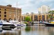 St Katharine's Dock. London, England - 65480785