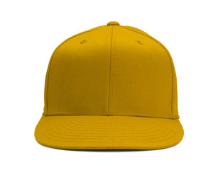 Yellow Baseball Hat