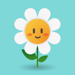 Daisy illustration