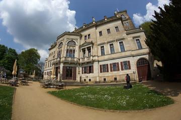 Dresden Schloss Albrechtsberg
