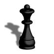 Regina nera scacchi