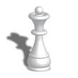 Regina bianca scacchi
