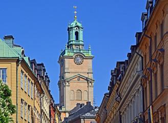 Stockholm, Dom