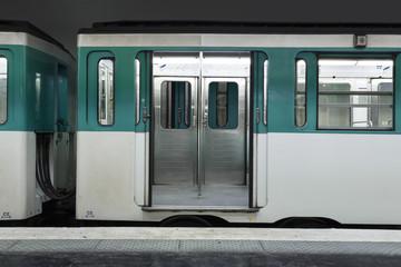 Wagon de Métropolitain