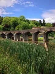 viaduct at Ironbridge