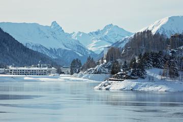 Davoser See – Schweiz