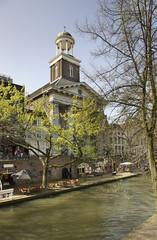 Church of St. Augustinus in Utrecht. Netherlands