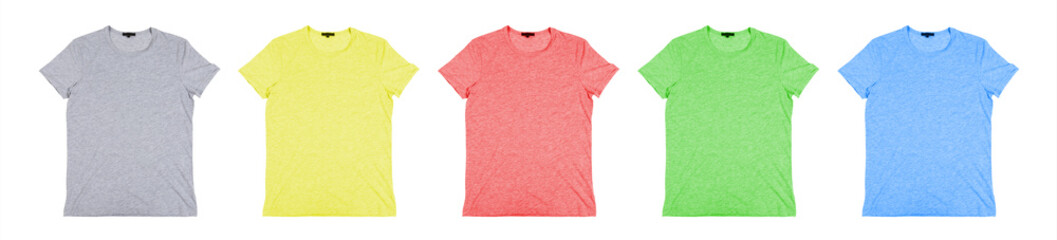 color  tshirt