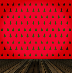 christmas tree wallpaper for background