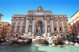 Rome - Trevi fountain - Fontaine de Trevi