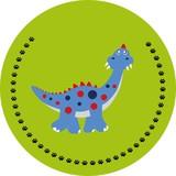 Fototapeta Dino - dinozaur, © klatki