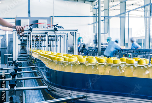 drinks production plant in China - 65491941