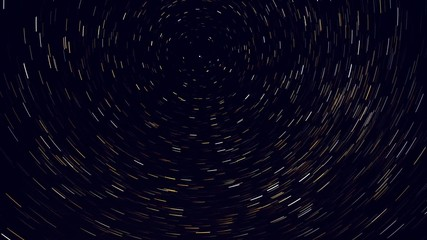 Stars Moving Around Polaris, Infinite Loop