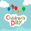 children's day background - 65495582