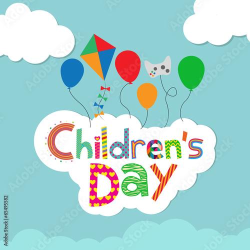 children's day background