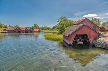 Summer in Sweden – Harstena island in the archipelago of Gryt