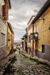 Nice cobble street