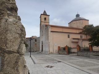 Sarule - Piazza di San Michele Arcangelo
