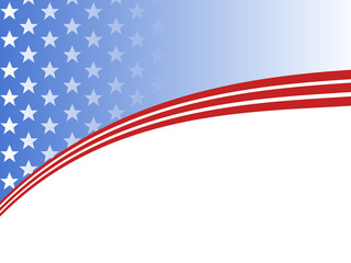 USA Themed Background