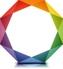 Color octagon