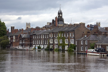 York Floods - Sept.2012 - UK