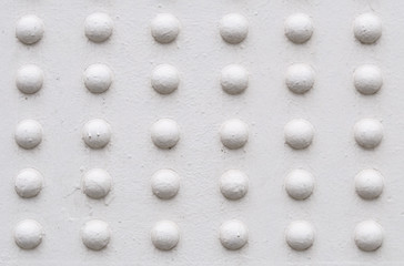 White metal texture
