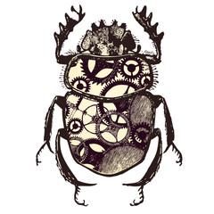 Insecte mécanique