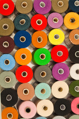 sewing thread background