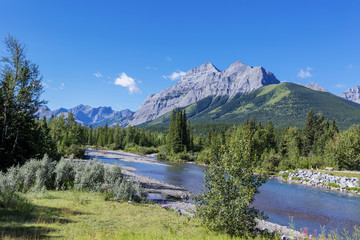Kananaskis Country in Alberta