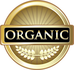 Organic Gold Label