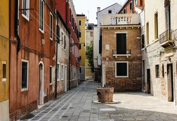 Закоулки Венеции, Италия, лето 2012