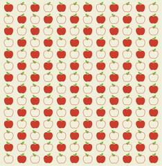 Apfelmuster