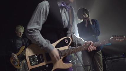 Rock Band Concert