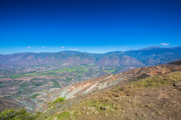Mountains en Merida. Andes. Venezuela.
