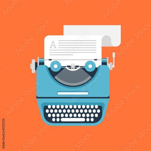 Typewriter - 65513734