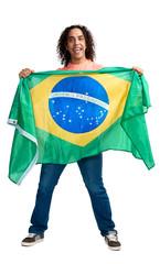 wold cup fan brazil